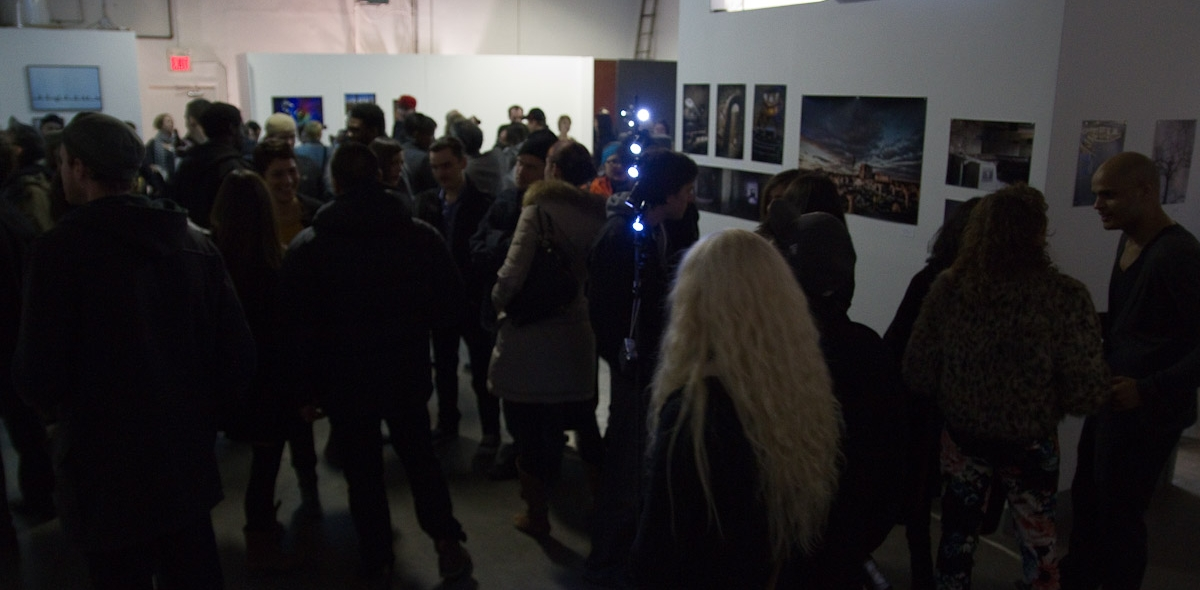 Stills from the Photographers without Borders Exhibit Feb 29