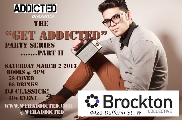 Get Addicted Series Party Part II