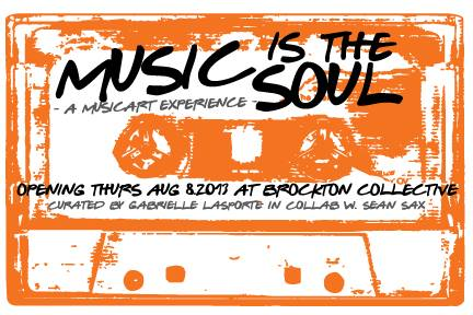 Brockton Presents: Music is the Soul