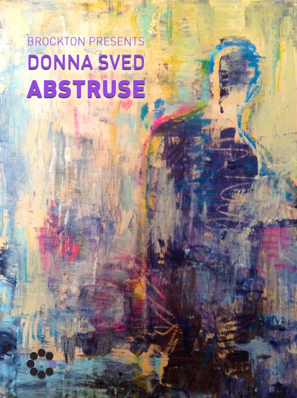 Brockton Presents: Donna Sved | Abstruse