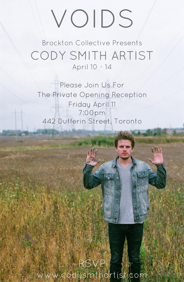 Brockton Presents: Cody Smith - VOIDS
