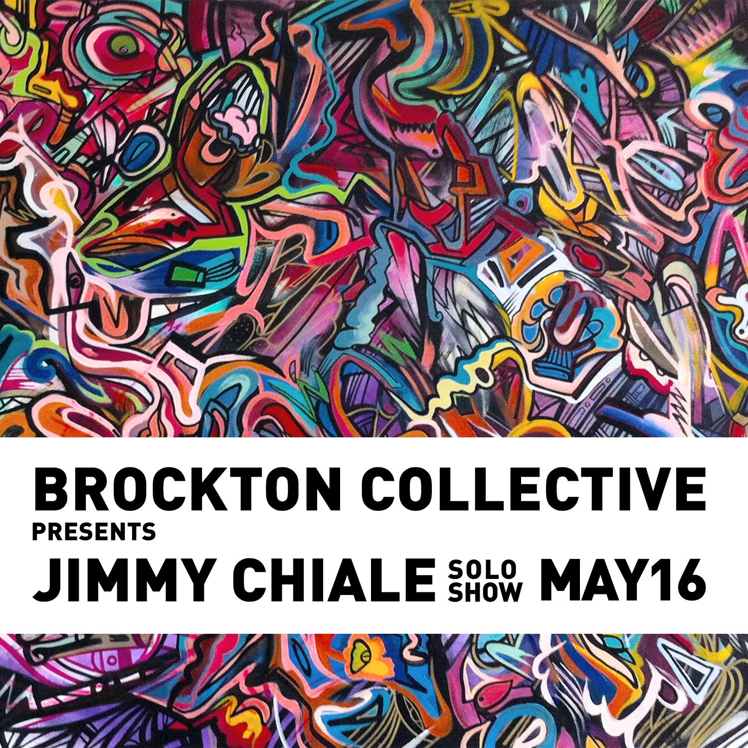 Brockton Presents: Jimmy Chiale | Solo Show