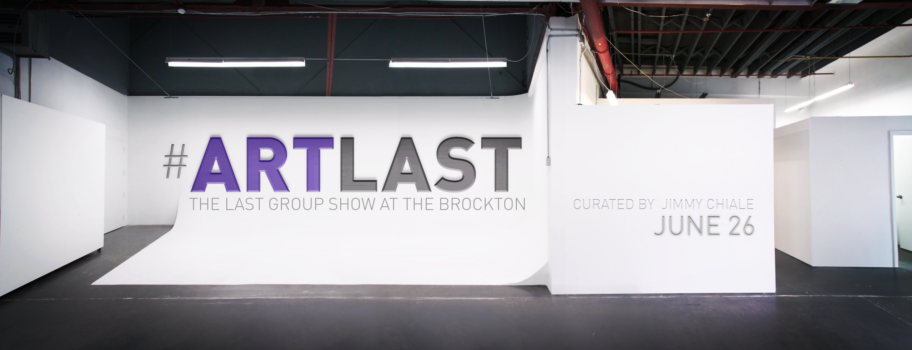 Brockton Presents: #ARTLAST