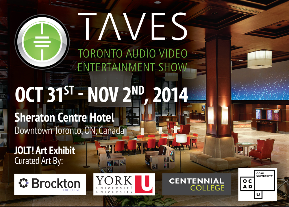 JOLT Art Exhibit at TAVES 2014