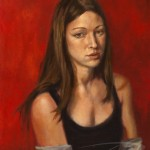 65-christah-williams-expressive-girl-red-background-acrylic-portriait-painting-art-toronto-artist-daniel-anaka-jpg