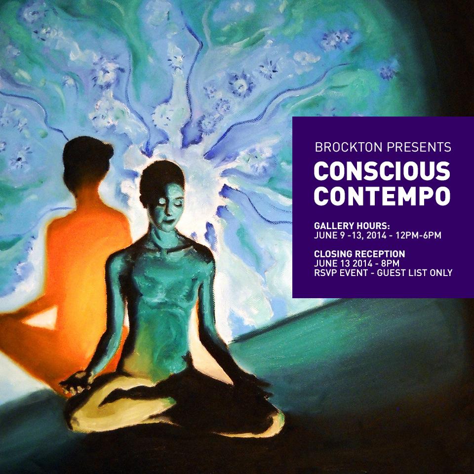 Brockton Presents: Conscious Contempo